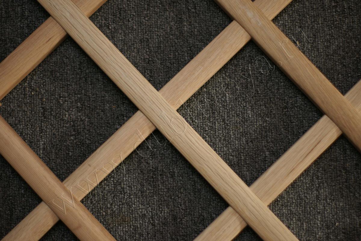садовая решетка деревянная купить
